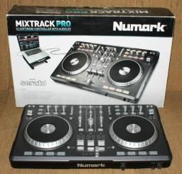 Vendo ou Troco - Controladora Numark Mixtrack Pro