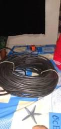 46 m de fio flexível 16 polegadas