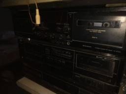 Tape deck Sony e jvc