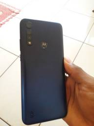 Vendo celular motorola G8 power lite