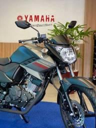 Yamaha Fazer 150 Sed 2020/21 0km - R$1.500,00