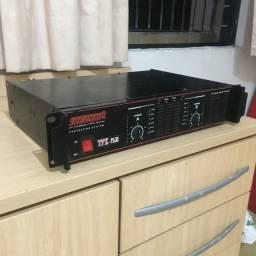 Amplicador de Som - TechAudio