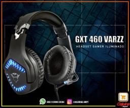 Headset Gamer Trust GXT 460 Varzz Illuminated, LED t02sd12sd20