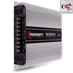 Modulo Taramps 800Wrms Ds800x4 instalado na Canal Som, usado comprar usado  Salvador