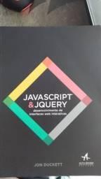 Livro JavaScript & JQuery - Alta Books comprar usado  São Paulo