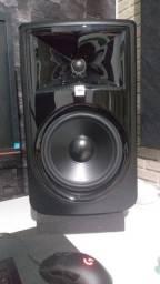 Par de Monitores de Áudio JBL 308p MKII