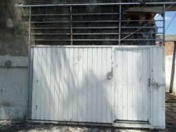 Portão fechado