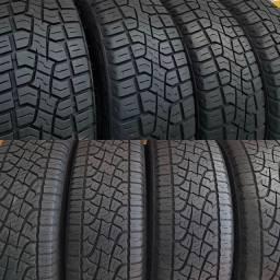 ?pneus semi novos 265/65-17 ling long