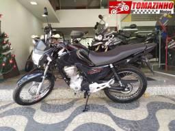 Honda CG 160 Start 0km 2021 troco por moto, pronta entrega