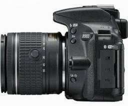 Nikon D5600 aceito cartão