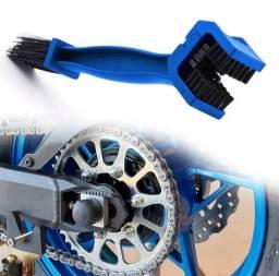 Escova para corrente bike/moto