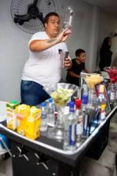 Serviços de Barman e Open bar