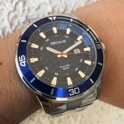 Título do anúncio: Relógio Seculus Masculino Em Promoção de R$ 499,90 por R$ 299,90!