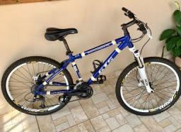 Bike gts m3 freio hidráulico linda