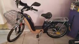 Bicicleta à bateria ?