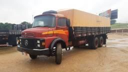Mb 1313 1977/1984 , turbo, hidraulico , graneleiro!!!!