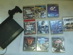 Playstation 3 usado com jogos