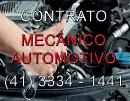 Contrato Mecânico Automotivo - Curitiba