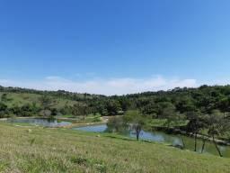 Linda Fazenda 2ha Lagoa nos Fundos. Condomínio Fechado. 55 mil + Parcelas