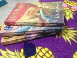Livros do Harry Potter