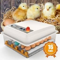 R$489 chocadeira ovos automática