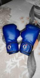 Luvas profissionais para luta