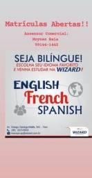 Escola de idiomas Wizard