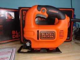 Serra Tico Tico 420W - Black Decker [Produto Novo/Embalagem Lacrada]