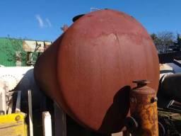 Tanque Reservatório De Água - Cap. Aprox. 25mil Litros - #6876