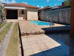 Casa de 3 quartos na laje piscina e churrasqueira