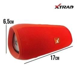 Caixa De Som Xtrad Bluetooth Sem Fio Portatil Xdg-E16+