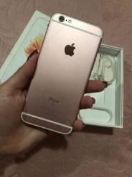 iPhone 6S Rosé 64G c/Nota Fiscal