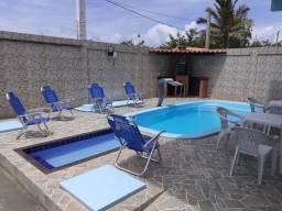 Alugo Casa de Praia por diária em Ponta da Tulha Ilhéus/ Ba