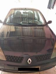 Clio Sedan 1.6 16VS Gnv