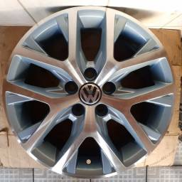 "Rodas 15"" originais VW CROSSFOX 2015"