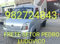 FRETE SETOR PEDRO LUDOVICO