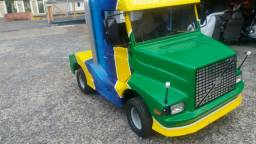 Mini truck a gasolina