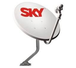 Título do anúncio: Instalação e e apontamento antena via satélites .