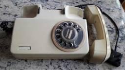Em perfeito estado! Telefone da Telesp Estilo Retro Vintage Anos 80 Gradiente