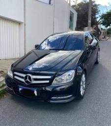 Título do anúncio: Mercedes c180 coupe