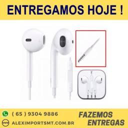 Fone de Ouvido C/ Microfone P/ Smartphone Microfoni Celular