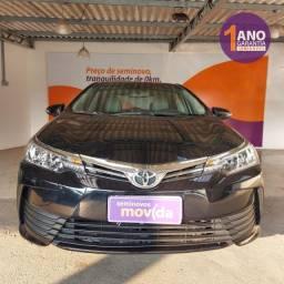 Título do anúncio: Toyota Corolla 1.8 GLi Upper Multi-Drive (Flex)