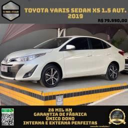 TOYOTA YARIS SD 1.5  aut ( garantia de fábrica