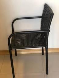 Mesa e Cadeiras de Alta Classe