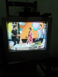 TV Philco de 14polegadas mas conversor