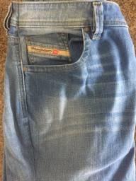 Calça diesel masculina novissima