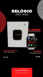 Título do anúncio: Relógio Iwo w46