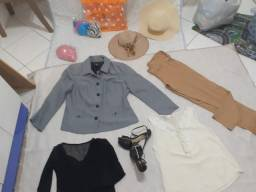 Venda de roupa semi-nova