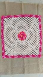 Tapetes de crochê linha 8
