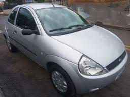 "Ford Ka 2004 ""Aceito Moto na Troca"""